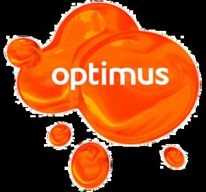 NOS Comunicações - Former Optimus logo, until 2014.