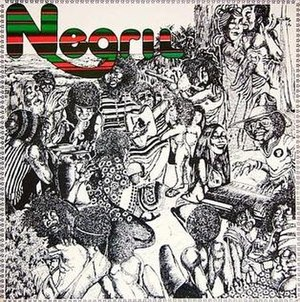 "Negril (album) - Image: Original LP cover of ""Negril"" album"