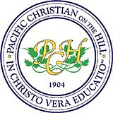 Official Pacific Christian on the Hill Logo