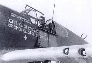 John C. Herbst American ace fighter pilot