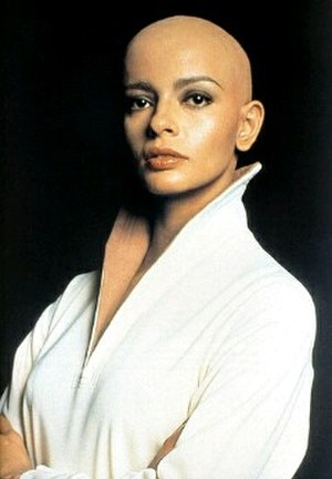Persis Khambatta - As Lieutenant Ilia in Star Trek: The Motion Picture (1979)