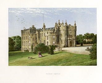 Sir Erasmus Philipps, 3rd Baronet - Picton Castle, the former seat of the Philipps family