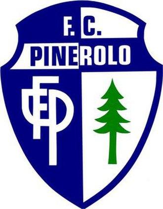 Pinerolo F.C. - Image: Pinerolologo