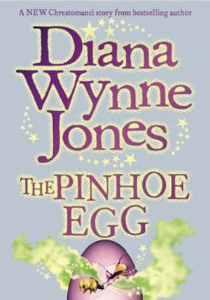 The Pinhoe Egg - First edition (UK)