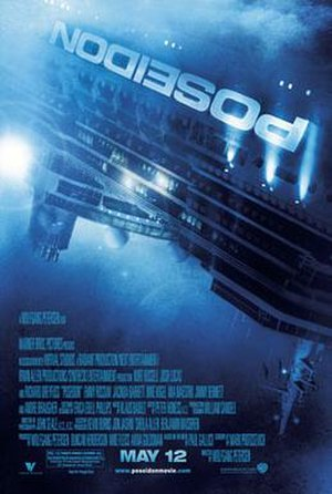 Poseidon (film) - Theatrical release poster