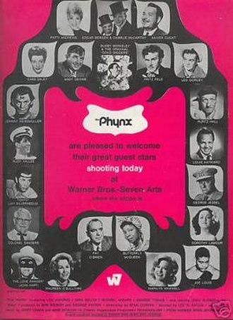 The Phynx - Image: Poster of The Phynx