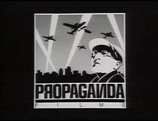 Propaganda Films music video and film production company