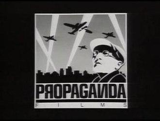 Propaganda Films - Image: Propaganda Films logo