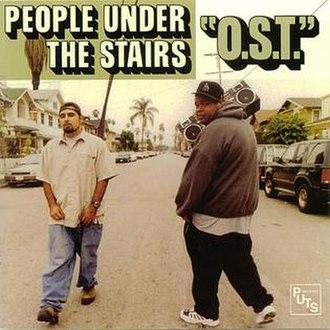 O.S.T. (album) - Image: Putsost