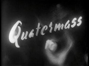 Quatermass II - The opening title sequence of Quatermass II.