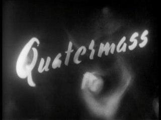 <i>Quatermass II</i> British science-fiction serial