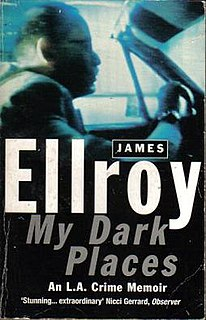 <i>My Dark Places</i> (book) book by James Ellroy