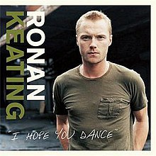 Ronan Keating — I Hope You Dance (studio acapella)