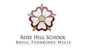 Rose Hill School - Image: Rose Hill School Logo