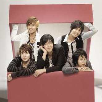Distance (SS501 song) - Image: SS501 Distance