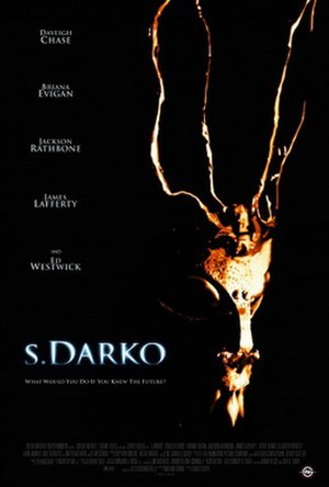 S. Darko - Theatrical release poster
