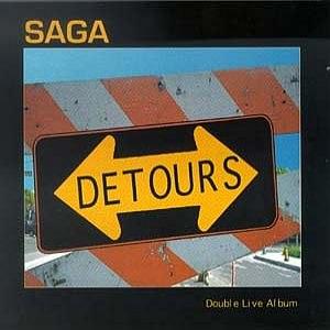 Detours (Saga album) - Image: Saga detours