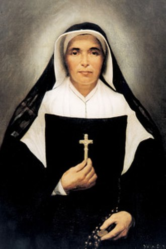 Théodore Guérin - Image: Saint Mother Theodore Guerin Press Photo