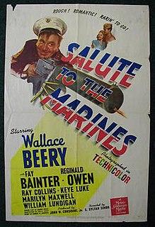 <i>Salute to the Marines</i>