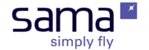 Sama (airline) - Image: Sama Airlines (logo)