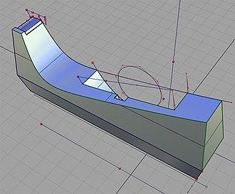 Autodesk Alias - AliasStudio 13.0 - Example of modeling in AliasStudio.