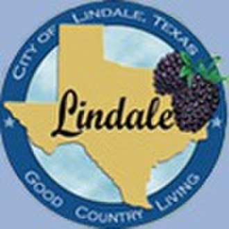 Lindale, Texas - Image: Seal of Lindale, Texas