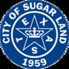 Oficiala sigelo de Sukerlando, Teksaso