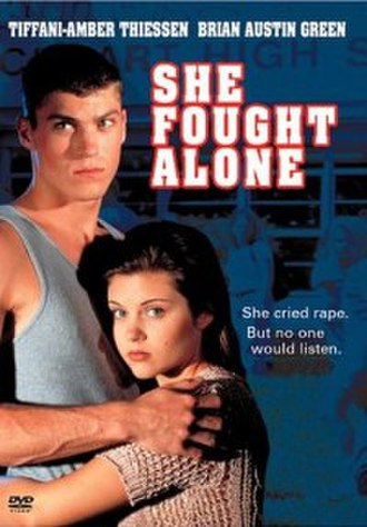 She Fought Alone - DVD cover