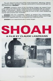 shoah film wikipedia
