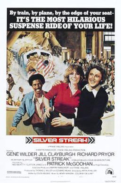 Picture of a movie: Silver Streak