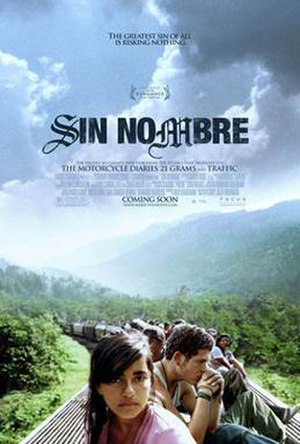 Sin Nombre (2009 film) - Theatrical release poster