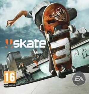 Skate 3 - Image: Skate 3 Boxart