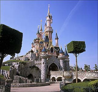 theme park resort in France, partially owned by The Walt Disney Company