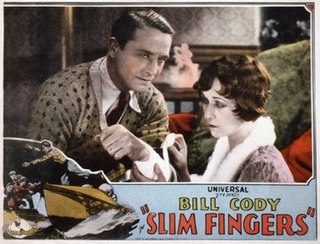 <i>Slim Fingers</i> 1929 film