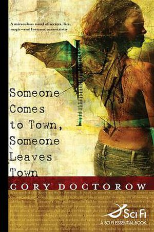 Someone Comes to Town, Someone Leaves Town - Image: Someonecover