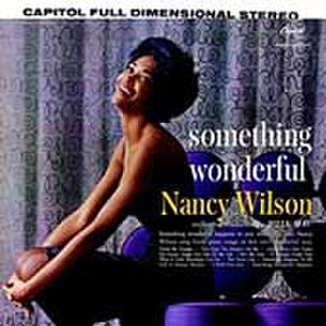 Something Wonderful (Nancy Wilson album) - Image: Somnan