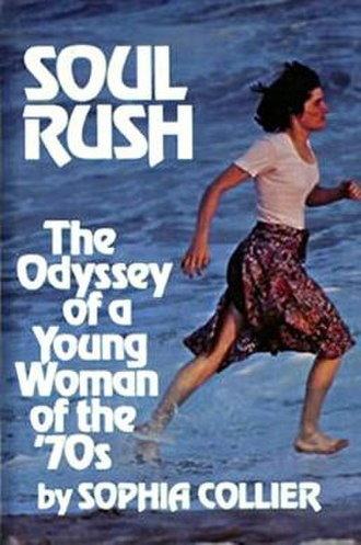Soul Rush - Image: Soul Rush book cover
