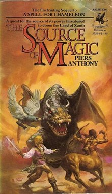 a summary of night mare by piers anthony Free download or read online night mare pdf (epub) (xanth series) book the first edition of this novel was published in 1982, and was written by piers anthony.