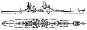 Stalingrad-class battlecruiser - Image: Stalingrad 2vew