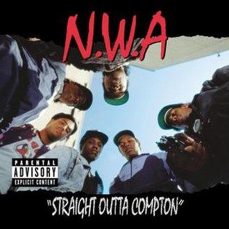 Straight Outta Compton - Image: Straight Outta Compton N.W.A
