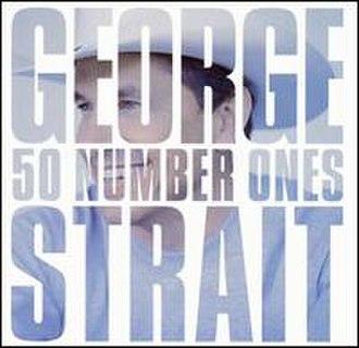 50 Number Ones - Image: Strait 50