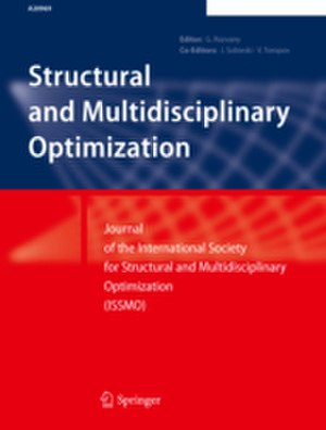 Structural and Multidisciplinary Optimization - Image: Structural and Multidisciplinary Optimization