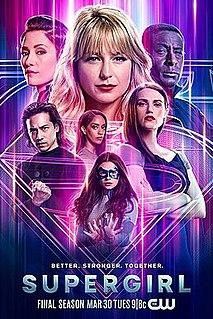 <i>Supergirl</i> (season 6) Season of television series