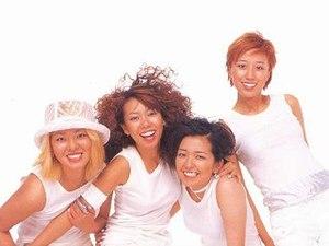 Taiyō to Ciscomoon - Taiyō to Ciscomoon, 1999 Miho Shinoda, Atsuko Inaba, Miwa Kominato, Ruru Honda