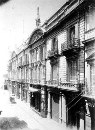 Teatro Odeón - The Teatro Odeón
