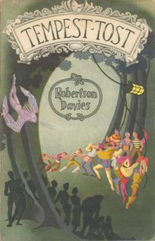 """a plot review of robertson davies tale leaven of malice 102 books found for query robertson davies: professor davies created a """"spooky story,"""" which he read leaven of malice author: robertson davies."""