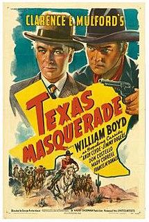 <i>Texas Masquerade</i> 1944 film by George Archainbaud