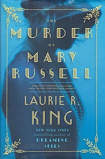 <i>The Murder of Mary Russell</i>