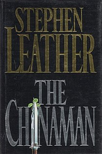 <i>The Chinaman</i> (Stephen Leather novel) thriller novel by Stephen Leather