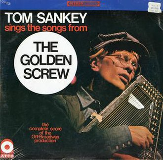 The Golden Screw - Image: The Golden Screw LP